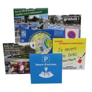 Projet Disque de Stationnement de l'UPL