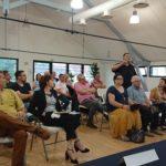 Reunion UPL 5 juin 2018 à la mairie de Lacroix Saint Ouen