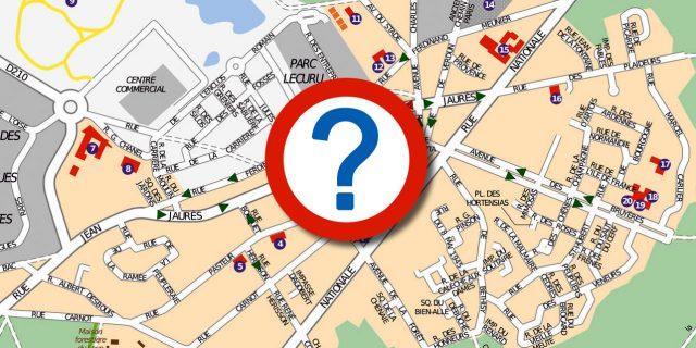 Présentation du nouveau projet de Plan de Circulation à Lacroix-Saint-Ouen