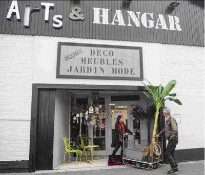 Arts & Hangar