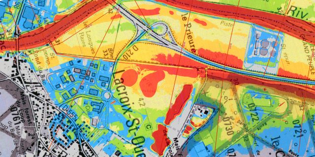 Plan de Prévention des Risques d'Inondation sur Lacroix Saint Ouen