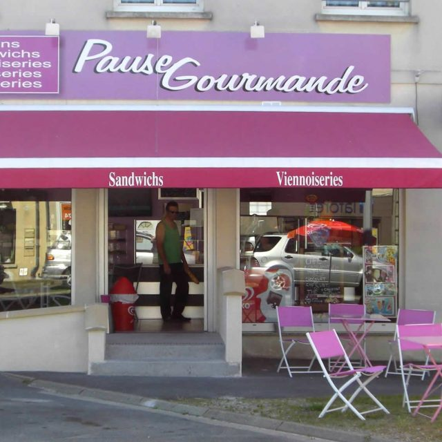 PAUSE GOURMANDE