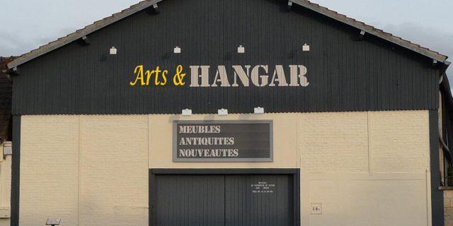 Réunion chez Arts & Hangar