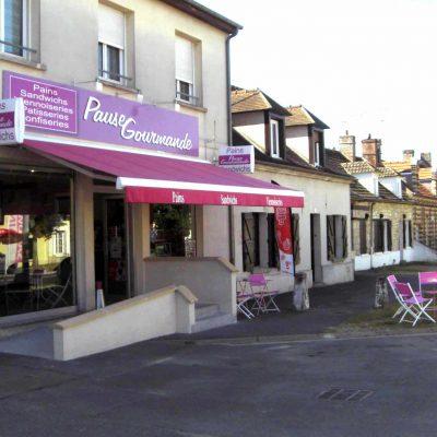 PAUSE GOURMANDE votre Point chaud, a Lacroix Saint Ouen